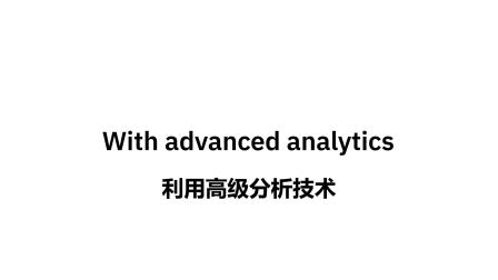 IBM Cognos Analytics 都有哪些新功能?