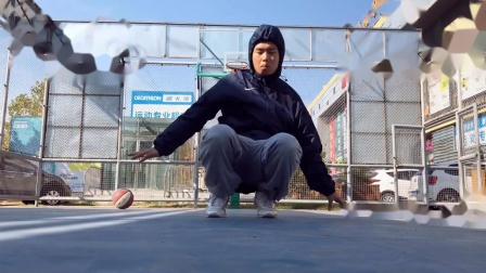 BBOY Venus FootWork