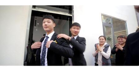2018.10.28金都大酒店棉花糖婚礼现场快剪