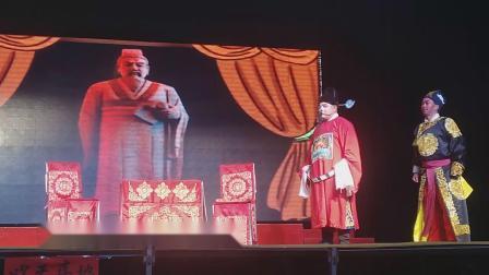 河南地方戏 河南省新生豫剧团演出豫剧《血溅乌纱》