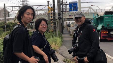 20180915 复旦大学日本校友会写真同好摄影会 品川