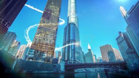 SPSP436 互联网科技未来城市宣传片视频