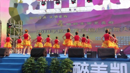 广场舞【舞动中国】
