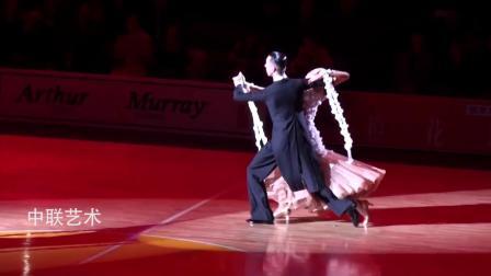 舞蹈大师摩登舞表演