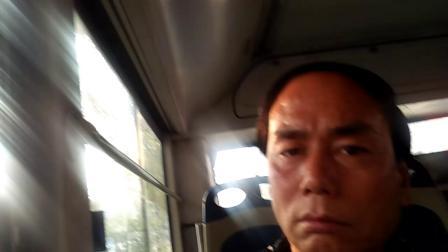石家庄公交车上摄影!裕华路东!钢铁厂王健!南马村王先生48岁的传奇故事!2018-11-1