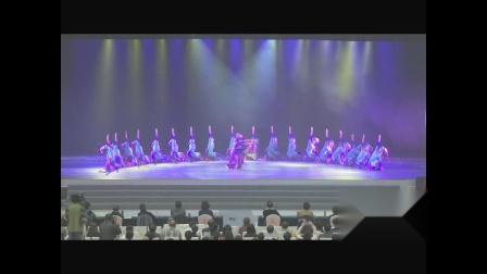 四川省第八届少数民族舞蹈大赛获奖节目《绣春》
