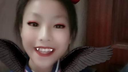 小叶玩具屋【万圣节剧场】(恐怖的小魔女来要糖果啦~)