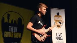 【SooMusic】Young Guitarist of the Year 2018 winner Hunter Hallberg