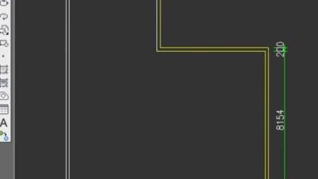 CAD一分钟画建筑平面图