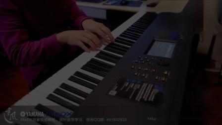 YAMAHA MoDX扩展音色包,贝森朵夫帝王钢琴音色试听