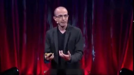 《人类简史》作者尤瓦尔·赫拉利TED演讲: