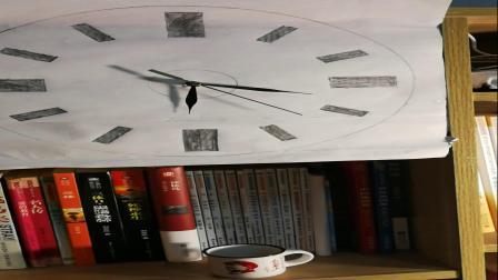 我的DIY自制钟表 北极星机芯