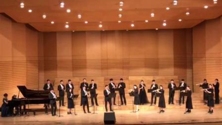 肖斯塔科维奇圆舞曲 齐齐哈尔大学单簧管 长笛 双簧管 钢琴