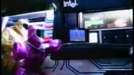 我在英特尔奔腾2处理器1997年广告——五彩缤纷篇截了一段小视频