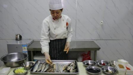 石家庄小吃培训酥鱼制作方法技术