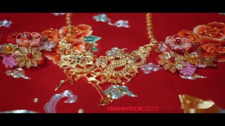 《禧》红色系中国风婚礼