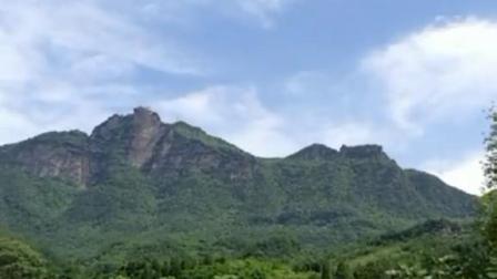 陇南风景之成县鸡峰山
