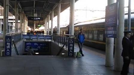 齐齐哈尔火车站播音员声音真好听