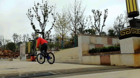 SAW Bike 2018 街攀 浙江行 In蒙子鹿