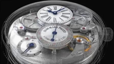 【尚云名表维修】机械手表机芯工作透视观察