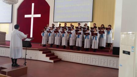 273神的应许愿-牟平基督教堂圣诗班