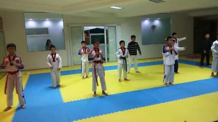 艺博武道 跆舞