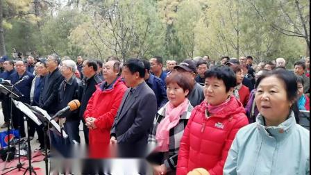 西安兴庆公园长乐之声合唱团:再唱八百里大秦
