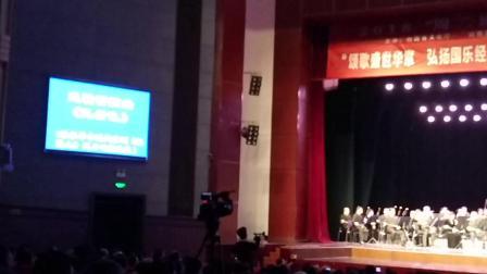 《乱云飞》演奏:太原市艺馨民乐团  指挥:梁淳 20181104