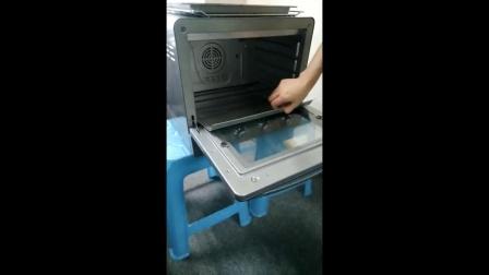 ACA电烤箱-ATO-M3817AB 使用教学