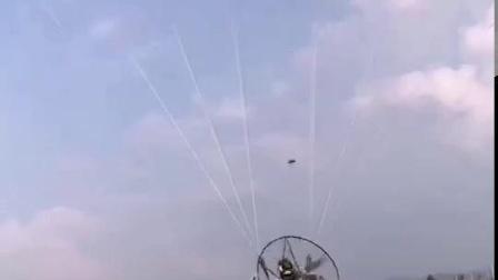 阳春飞行俱乐部 超轻速滑伞动力飞行