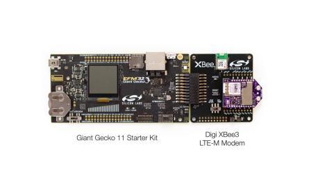通过LTE-M扩展开发套件加速低功耗蜂窝IoT设计