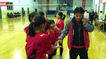2018卫冕盘锦市兴隆台区小学女子排球五连冠之超级冠军