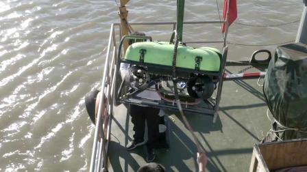 Deep ocean 最新水下遥控机器人