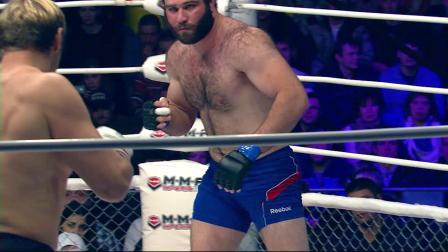 Konstantin Gluhov vs Mikhaili Gazaev