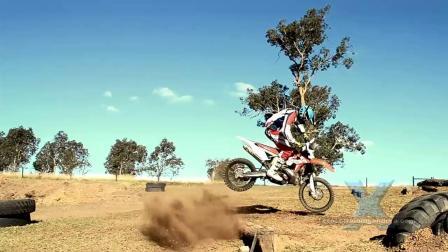 TIM 越野摩托车耐力技巧