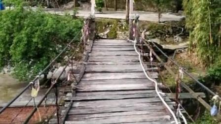 陇南风景!小桥,流水,人家!