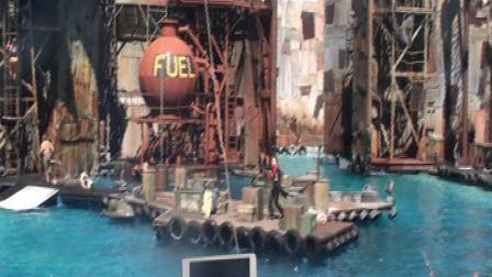 好莱坞环球影城之三《未来水世界》