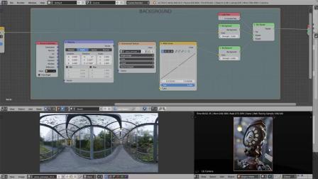 Blender的HDR进阶教程