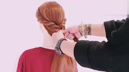 今年最流行的扎发发型,专为懒人设计!再手残都学得会