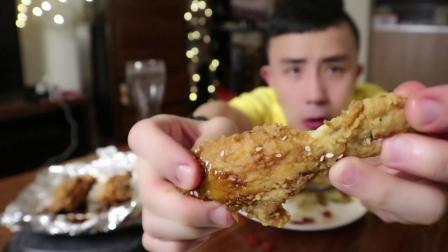 酱油炸鸡 青酱意面 咖喱猪排饭啊