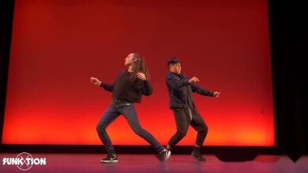 【vhiphop.com】Kaycee Rice & Sean Lew - Funk'tion X 2018