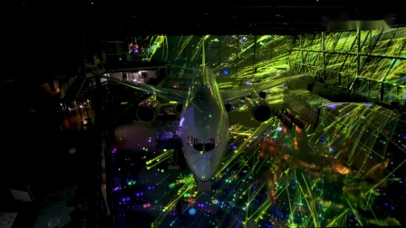 FLIGHT PARK created by teamLab