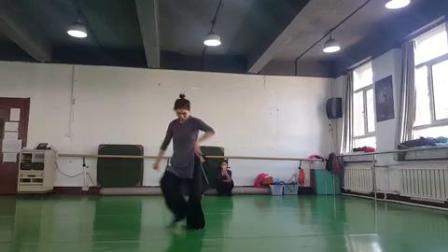 古典舞组合《旁提漫步》