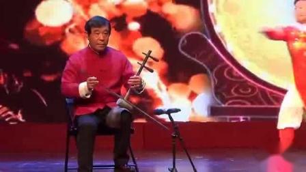 博山老年体协健身艺术团   京胡独奏与剑与佛尘