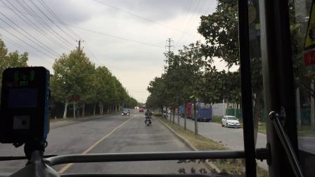 奶咖拍摄 - 88路 昆山公交 红色电显海格客车3-21231 汽车客运南站→火车站南广场