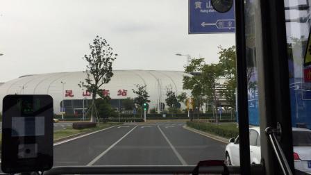 奶咖拍摄 - 88路 昆山公交 红色电显海格客车3-21229 火车站南广场→汽车客运南站