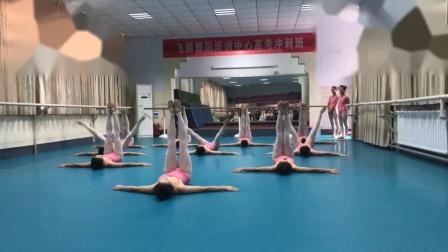 运城舞蹈培训学校 软开练习
