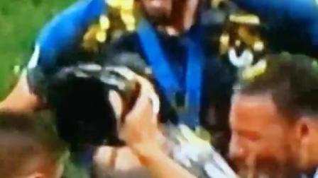 我的世界杯!法兰西万岁!