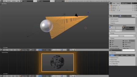 Blender中如何借助置换来制作一个行星