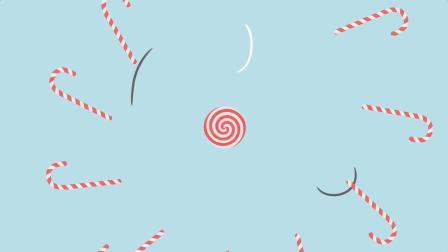 【奶泡泡】熊出没 熊熊乐园 熊大蛋糕世界躲避甜甜圈游戏